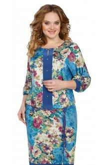 Повседневное платье Moda-Versal П-1340 фото 1