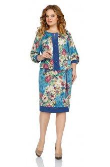 Повседневное платье Moda-Versal П-1340 фото 2