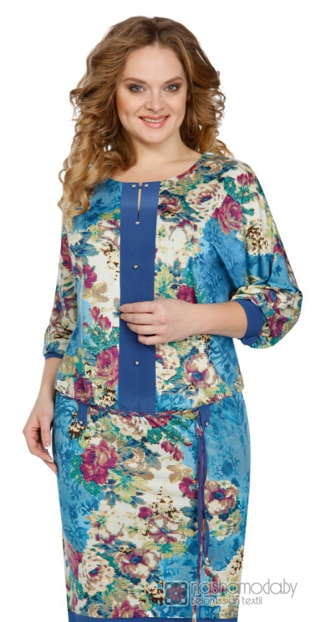 Повседневное платье Moda-Versal П-1340