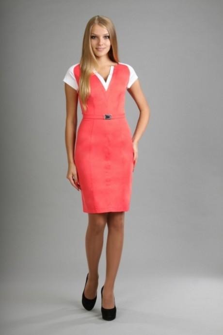 Деловое платье Эола-стиль 856