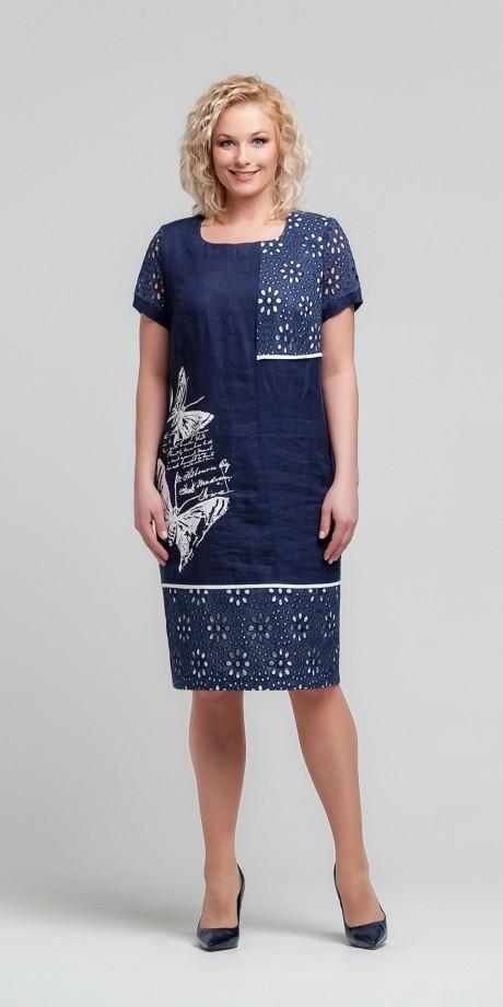 Летнее платье Амелия-люкс 0-150