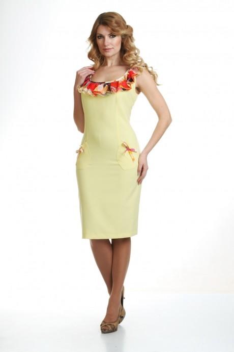 Летнее платье Лиона-Стиль 362
