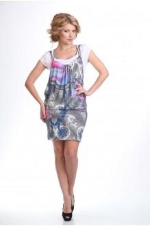 Летнее платье Лиона-Стиль 399 узор фото 1