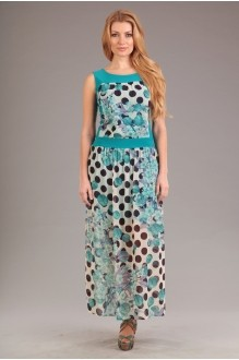 Длинное платье Лиона-Стиль 402 фото 4