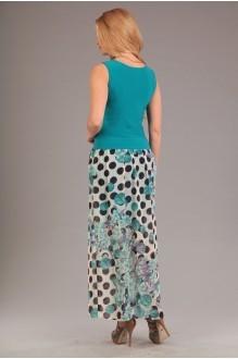 Длинное платье Лиона-Стиль 402 фото 5
