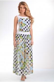 Длинное платье Лиона-Стиль 402 фото 2