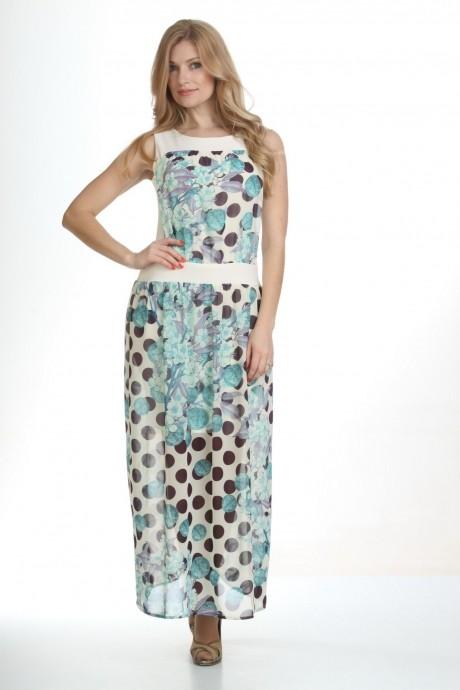 Длинное платье Лиона-Стиль 402