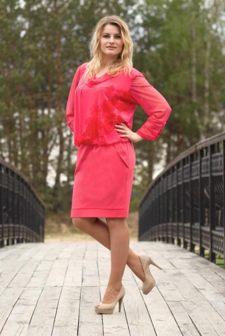 Повседневное платье Аллен де Люкс 789-00