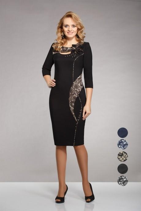 Вечернее платье Аллен де Люкс 823-00