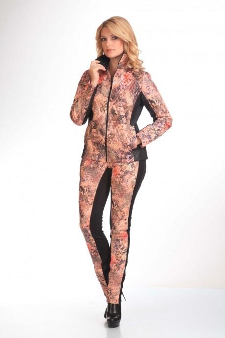Брючный костюм /комплект Лиона-Стиль 459