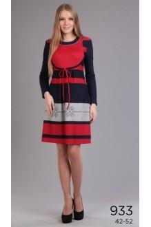 Повседневное платье Эола-стиль 933 фото 1