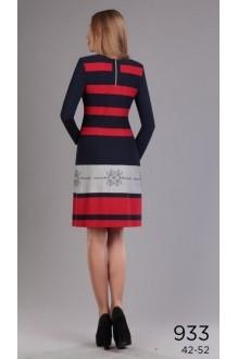 Повседневное платье Эола-стиль 933 фото 2