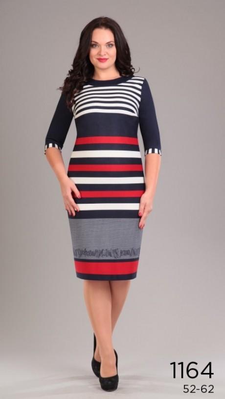 Деловое платье Эола-стиль 1164