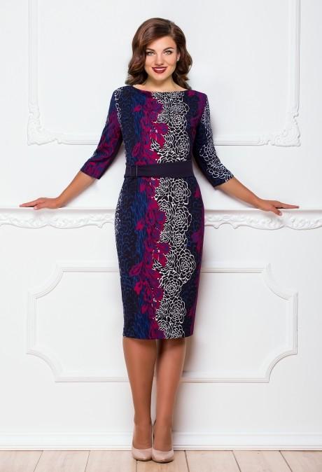 Повседневное платье Elady 1503