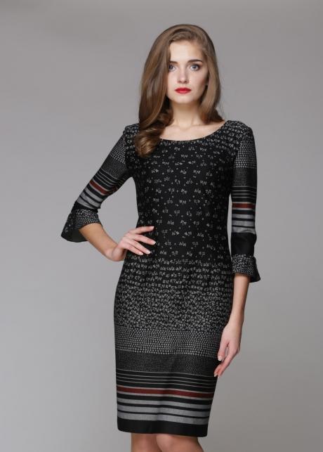 Повседневное платье Juanta 6360