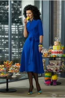 Вечернее платье Твой Имидж 2036 синий фото 1