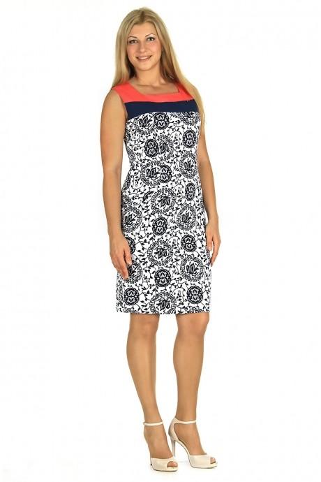 Повседневное платье ALANI COLLECTION 028
