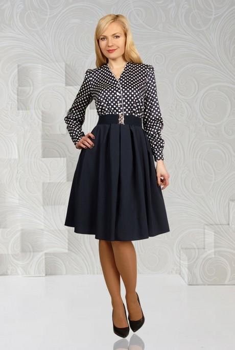 Повседневное платье МиА-Мода 624-1