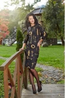 Повседневное платье Твой Имидж 1791 фото 1