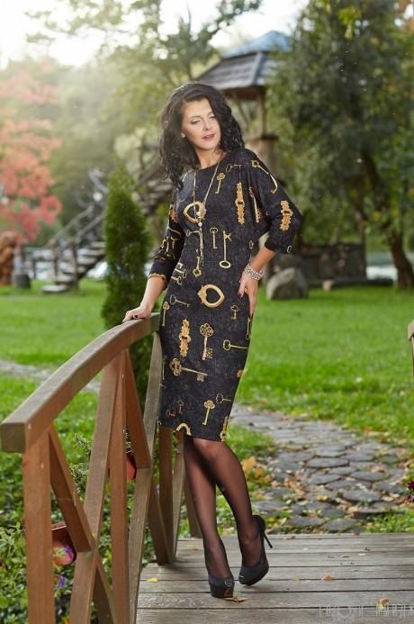 Повседневное платье Твой Имидж 1791