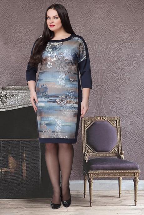 Повседневное платье Карина Делюкс 16