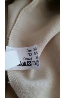Повседневные платья Галеан-стиль 450 бежевый фото 2