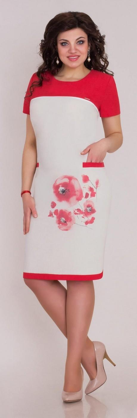 Повседневное платье Галеан-стиль 442