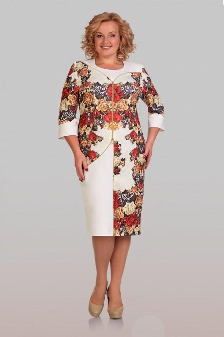Повседневное платье Aira Style 412