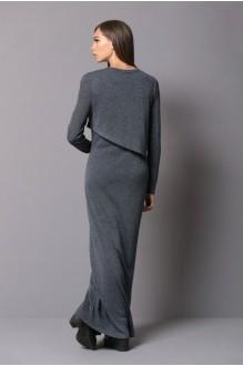 Длинное платье Golden Vallеy 46114 темно-розовый фото 4