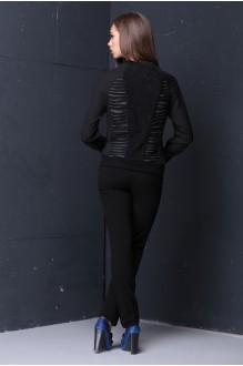 Джемпер (кофта) Golden Vallеy 3022 черный фото 2