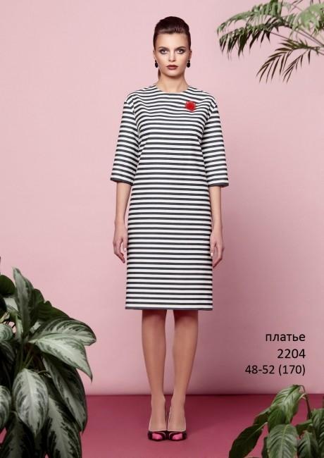 Повседневное платье Bazalini 2204