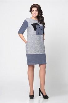Повседневное платье Мублиз 952 фото 1