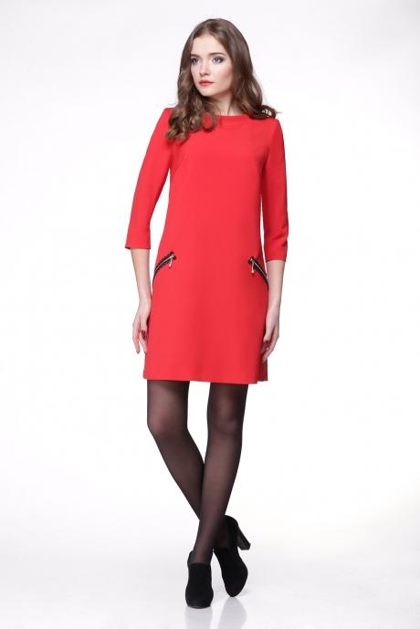 Повседневное платье Deluiz N 110