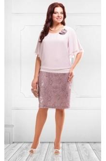 Вечернее платье Camelia 1580 розовый фото 1