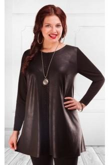 Блузки и туники Camelia 15244 черный фото 1