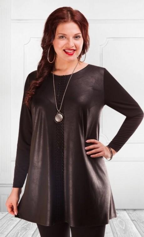 Блузки и туники Camelia 15244 черный