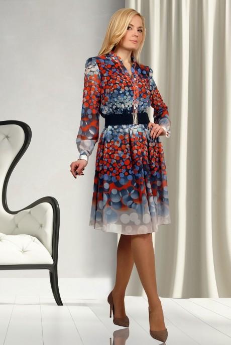 Повседневное платье МиА-Мода 627-4
