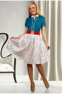 Летнее платье МиА-Мода 594-4 фото 1