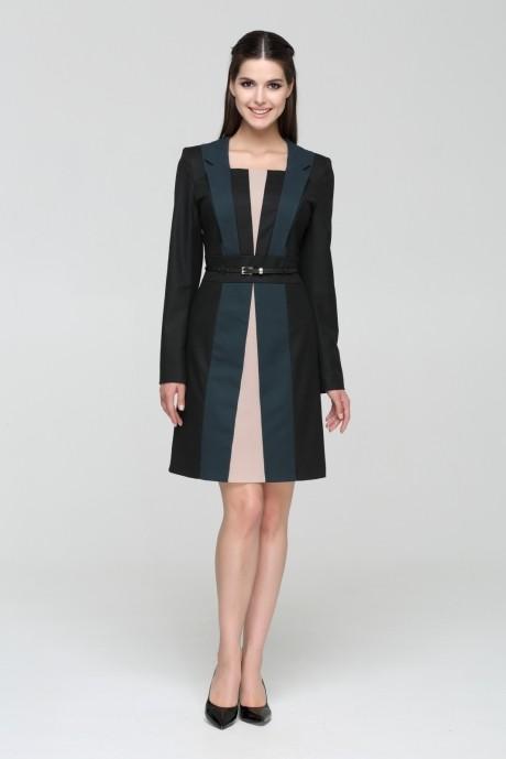 Деловое платье Nova Line 5395