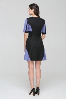 Деловые платья Nova Line 5383 сиреневый фото 2