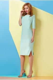 Повседневное платье Люше 1169 мята фото 1