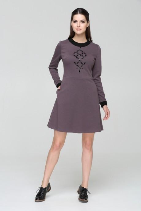 Деловое платье Nova Line 5404
