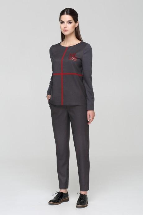 Брючный костюм /комплект Nova Line 2400.4255