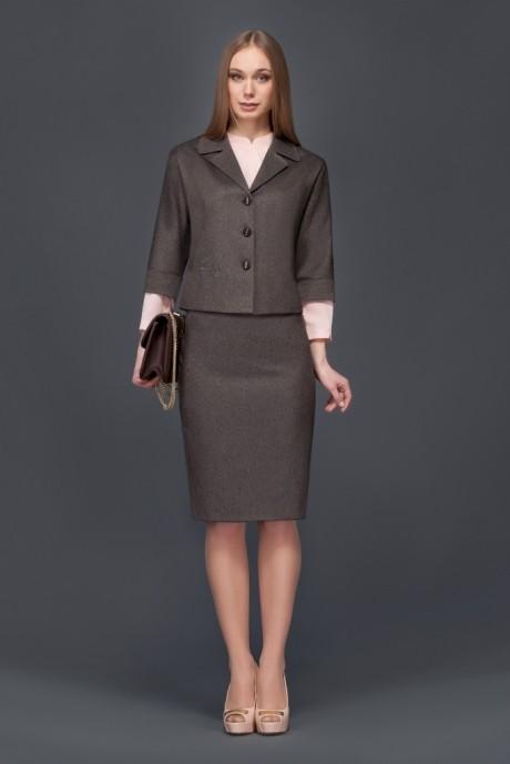 Юбочный костюм /комплект Lissana 2689