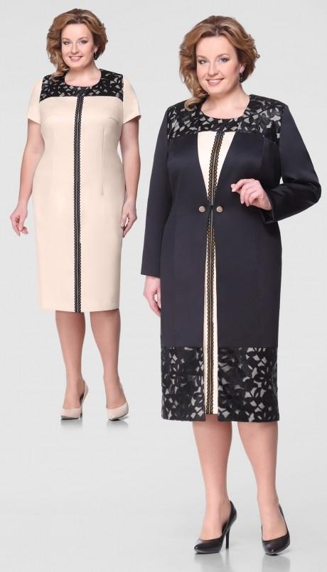 Юбочный костюм /комплект Aira Style 460