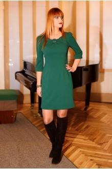 Вечерние платья Ладис Лайн 473 зеленый  фото 1