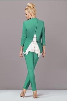 Брючный костюм /комплект Lady Secret 2393 зелёный фото 2