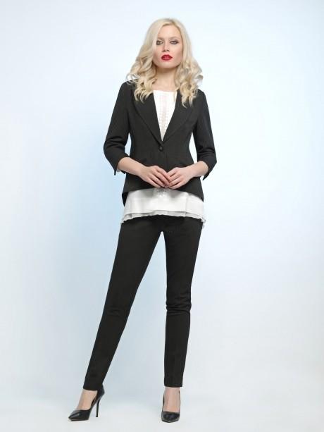 Брючные костюмы /комплекты Lady Secret 2393 черный в полоску
