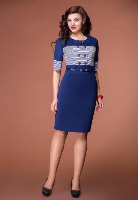 Деловое платье Elady 2116