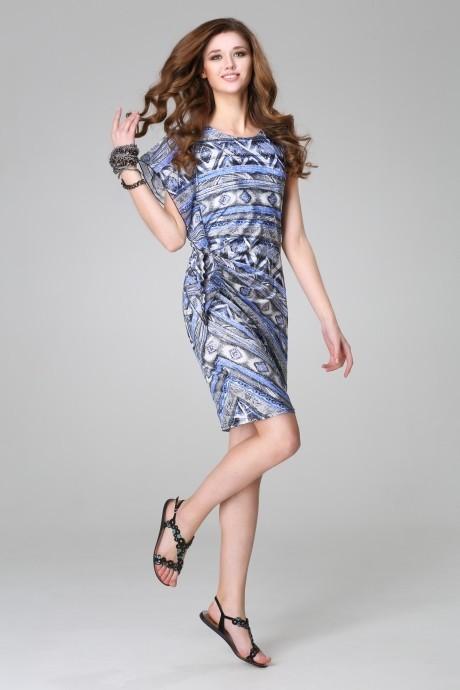 Летнее платье Анна 588